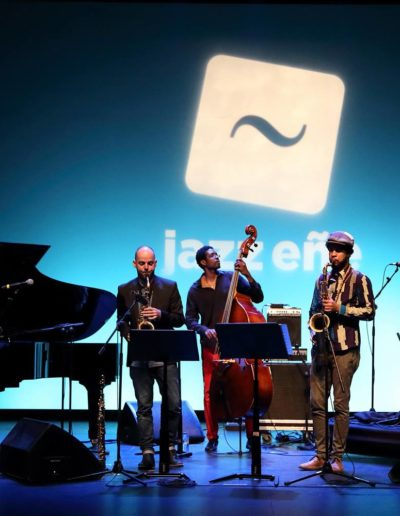 Luis Verde Quinteto Jazzeñe 2016. Foto: José Luis Luna