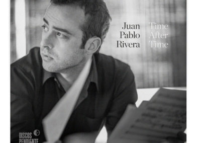 "Juan Pablo Rivera ""Time After Time"""