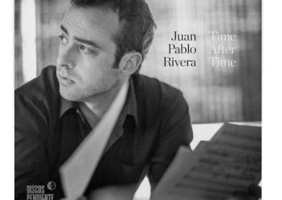 "Juan Pablo Rivera ""Time After Time"""