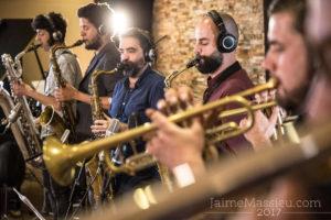 La Resistencia Jazz Ensemble en Bogui Jazz @ Bogui Jazz