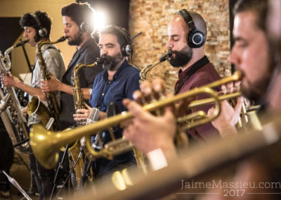 La Resistencia Ensemble. Foto: Jaime Massieu.