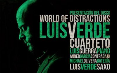 """World of Distractions"" en el Gran Teatro de Cáceres"