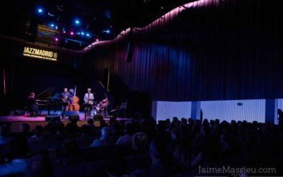 """IN LAK'ECH – HALA K'IN"""" en el Festival Internacional de Jazz de Madrid 2016."""