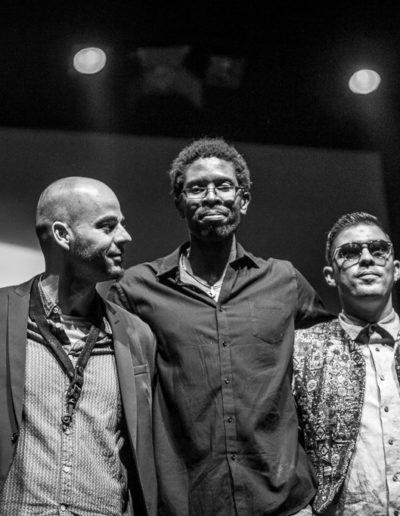 Luis Verde Quinteto. blanco y negro. Foto: Antonio Porcar.