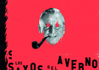 """Los Saxos del Averno """"Roasted Sinner"""""""