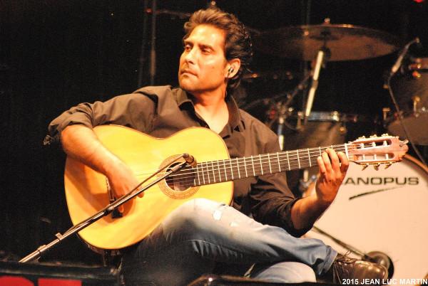 Niño Josele Quintet en concierto