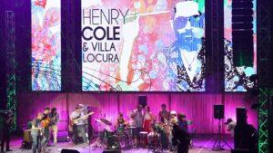 Henry Cole & Villa Locura en el Festival de Jazz de San Remo @ Sanremo