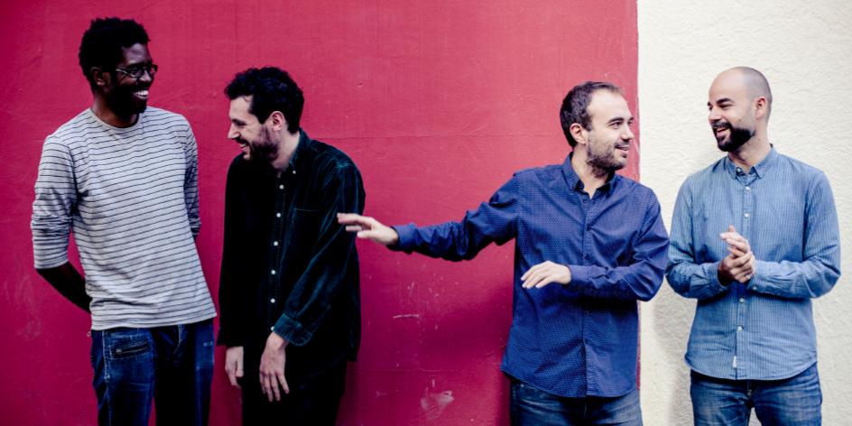 Luis Verde Quartet en el Centro Cultural Paco Rabal